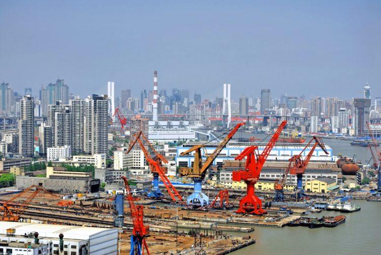 Shangai in the XXI century