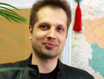 """Виталий Белогородцев, логист """"Клевер Транспорт Групп"""""""