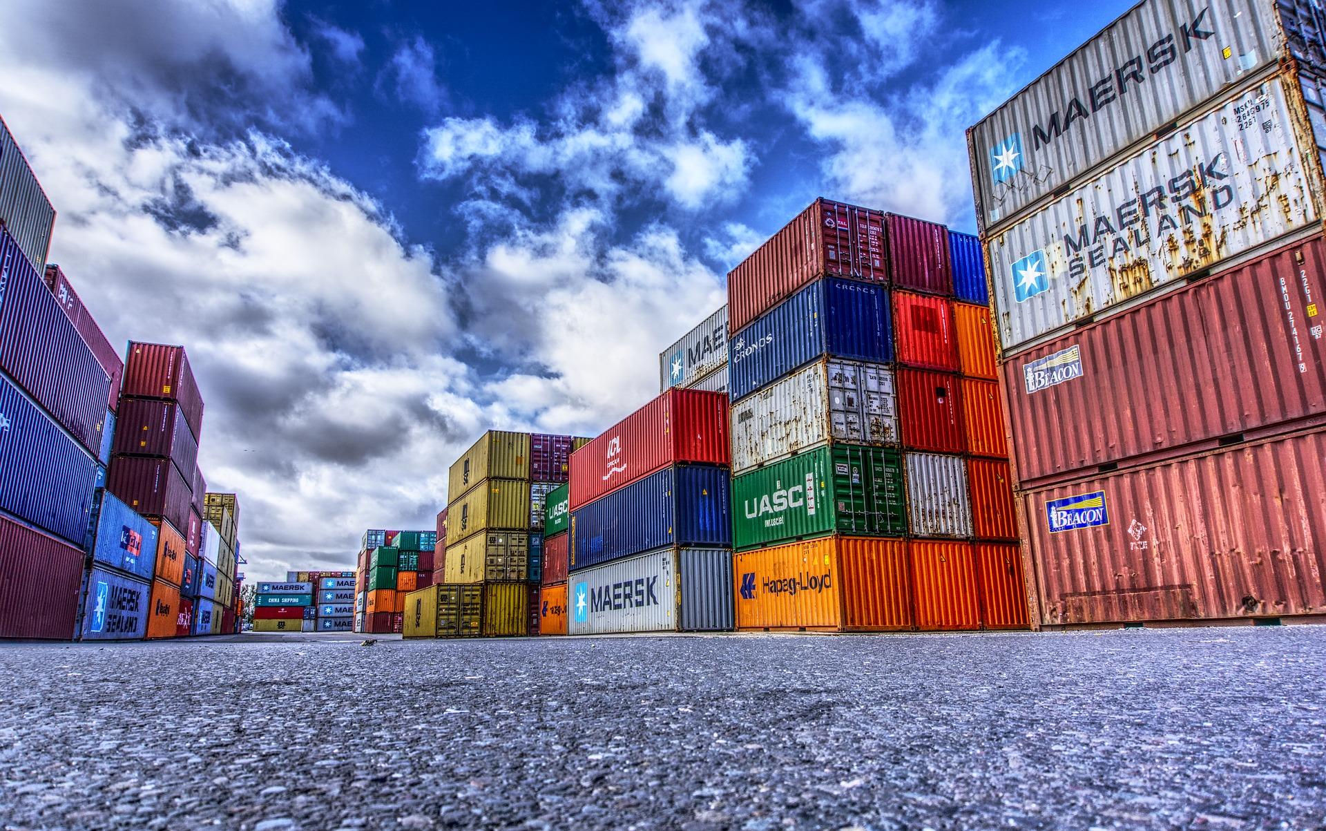 Дефицит порожних контейнеров в Китае