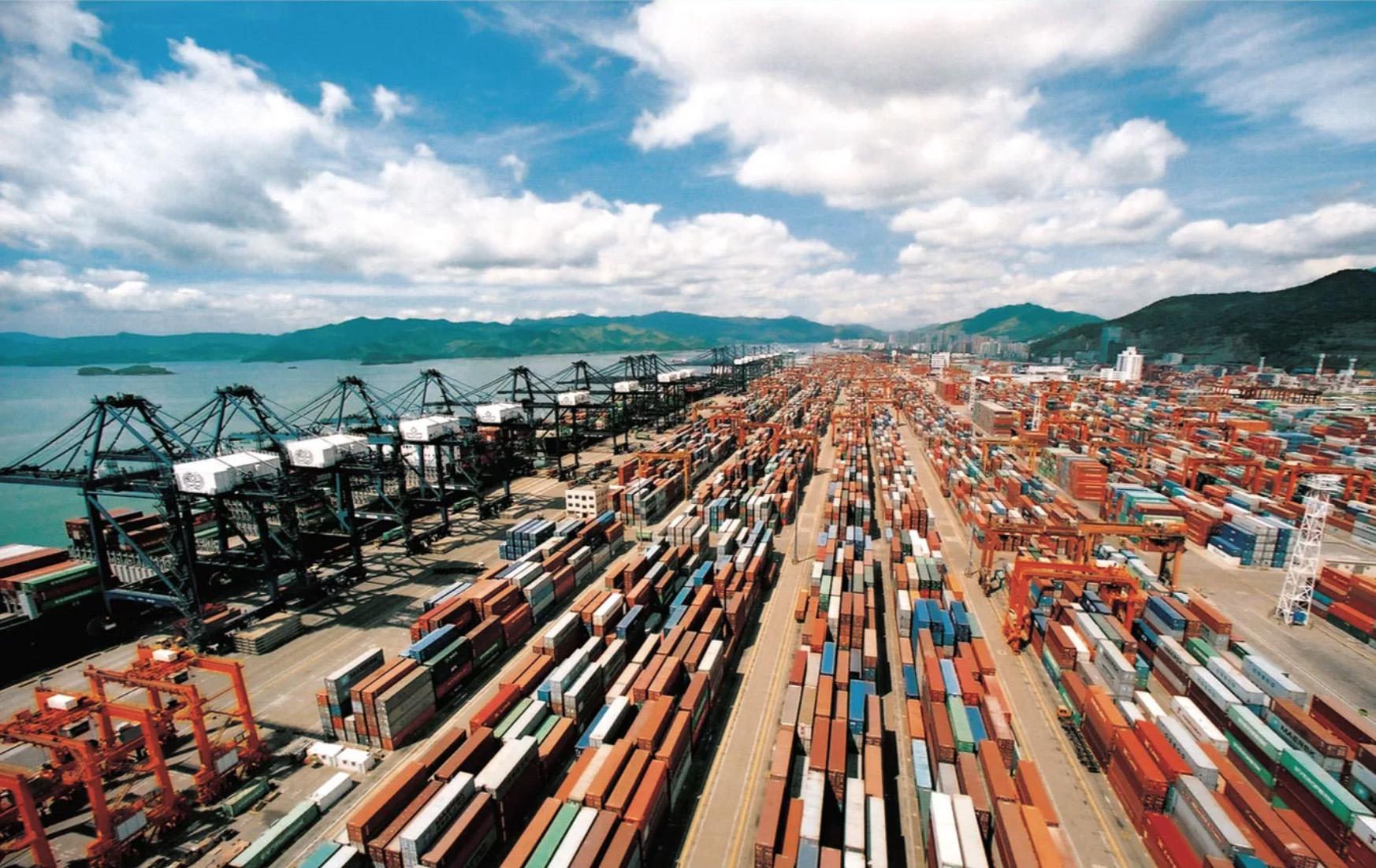 Порт Яньтянь закрыт на дезинфекцию