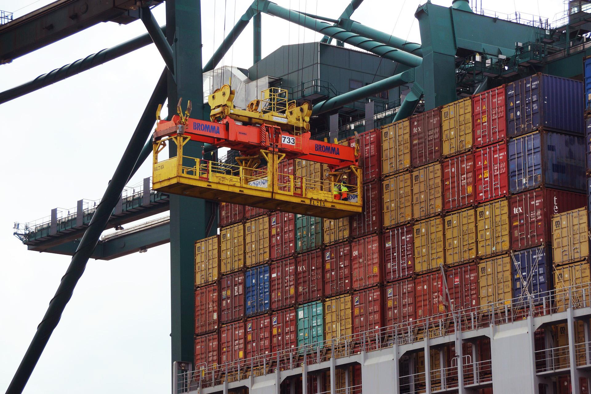 Сложности с отгрузкой контейнеров из Китая